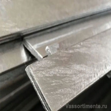 Полоса горячеоцинкованная 25х3 мм L=6м ГОСТ 9.307-89