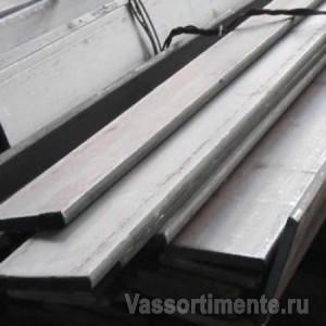 Полоса горячеоцинкованная 60х4 мм L=6м ГОСТ 9.307-89