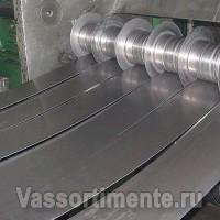 Полоса горячеоцинкованная 30х3 мм в бухте ГОСТ 9.307-89
